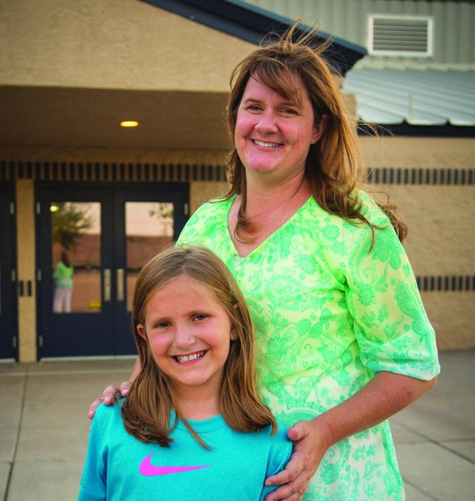 Robbins Family Thankful for School Choice