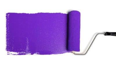 Comment faire du violet en peinture